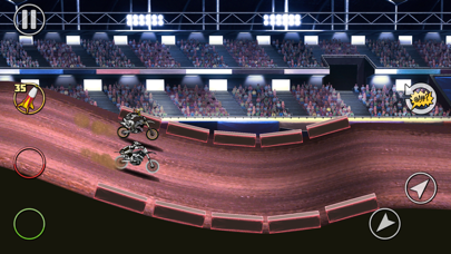Screenshot from Mad Skills Motocross 2