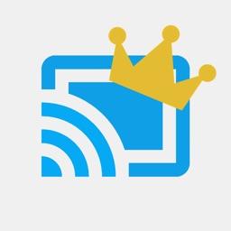 Cast King - Googlecast for TV