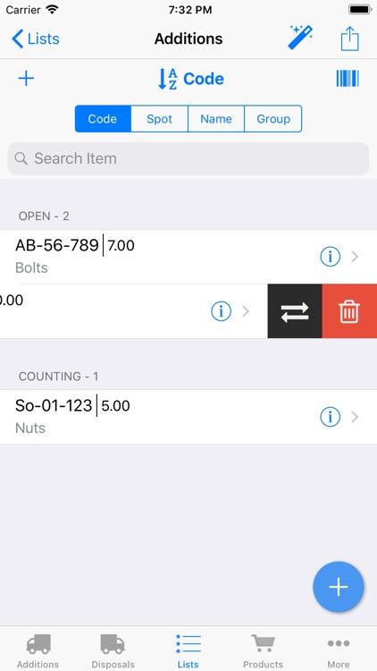 Inventory Business screenshot-3