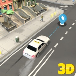 Pick me Up 3D: Traffic Rush
