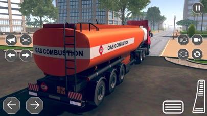 3Dを運転する石油輸送トラック - 燃料配達トラックシムのおすすめ画像5