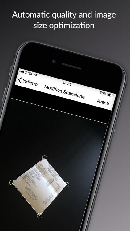 Receipt Tracker Smart Receipts screenshot-3
