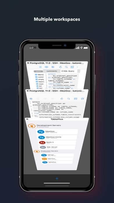 TablePlus - Database Tool   From Pham Huy