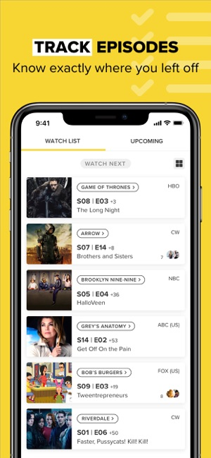 TV Time - Track Shows & Movies on the App Store