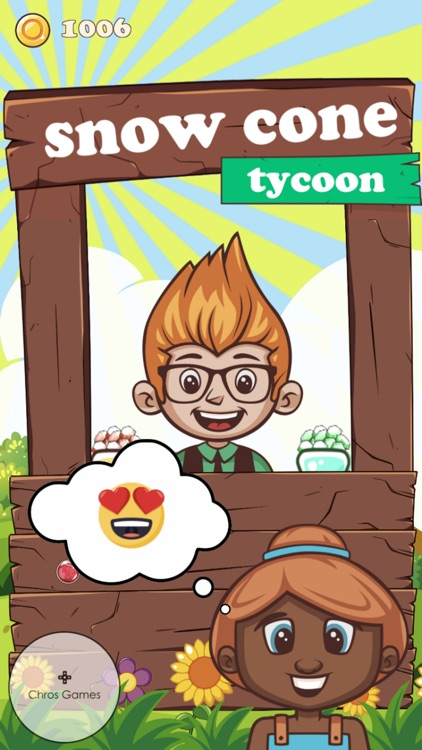 Snow Cone Tycoon screenshot-0