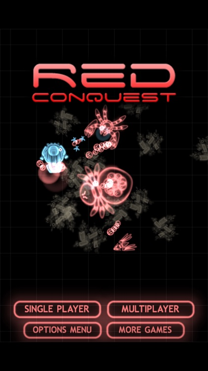 Red Conquest!