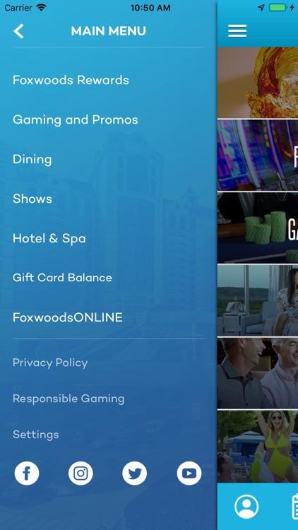 Foxwoods Resort Casino screenshot-4