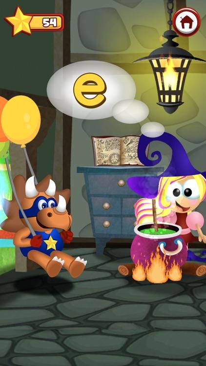 ABC Dinos: Kids learn to read screenshot-8