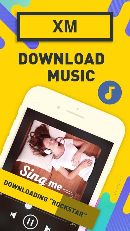 XM Musi Simple Music Streaming