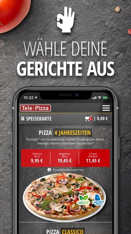 Tele Pizza screenshot-3