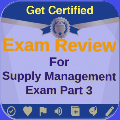Supply Management Exam P3