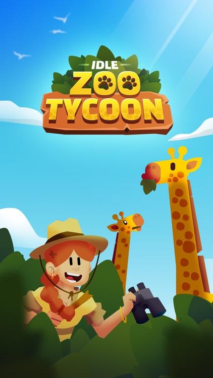 Idle Zoo Tycoon 3D screenshot-0