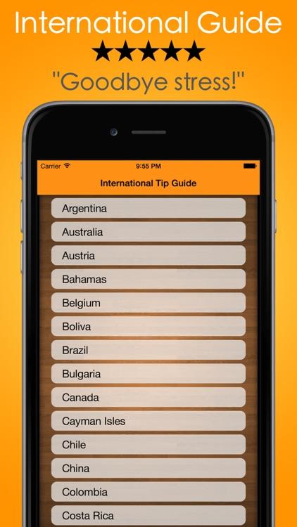 Tip Check - Calculator & Guide screenshot-4
