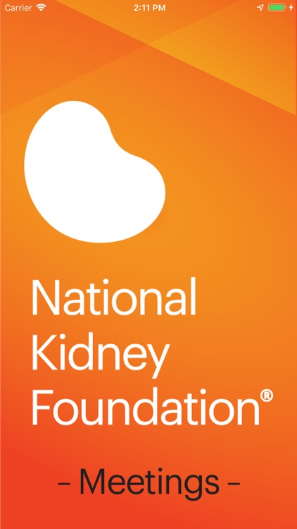 NKF Meetings