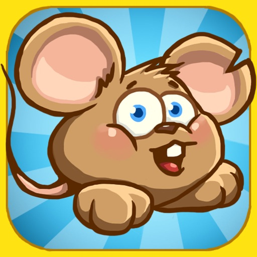 Mouse Maze - Top Brain Puzzle icon