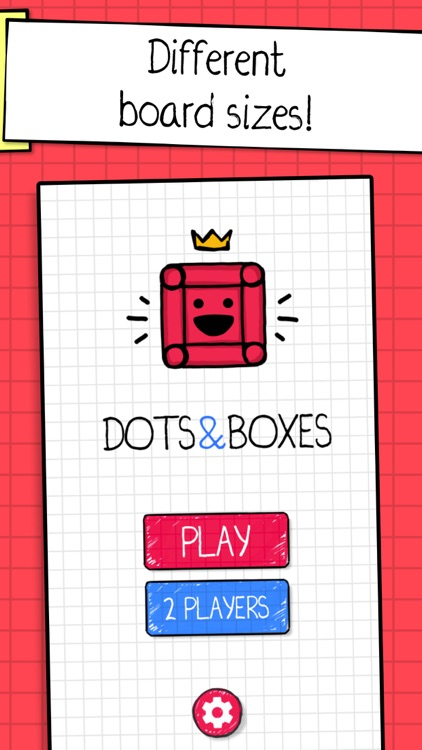 Dots and Boxes - Online screenshot-3