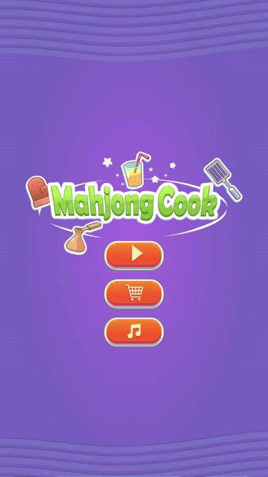 Mahjong Cook screenshot 6