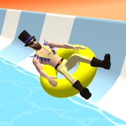 Aqua Thrills: Water Slide Park