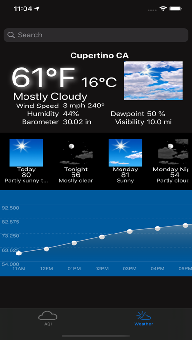 Instant Air Quality Pro screenshot 9