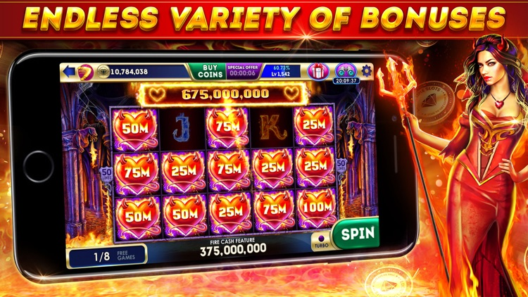 Lucky Time: Best Casino Slots screenshot-3