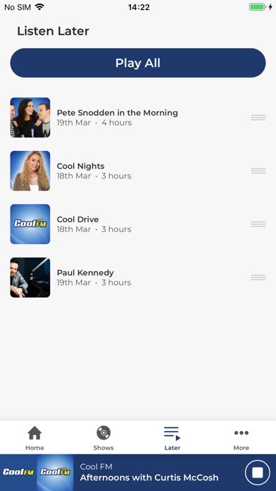 Cool FM screenshot four