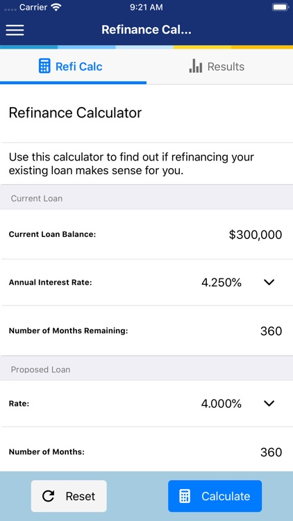 Mortgage Rates - ERATE screenshot-6