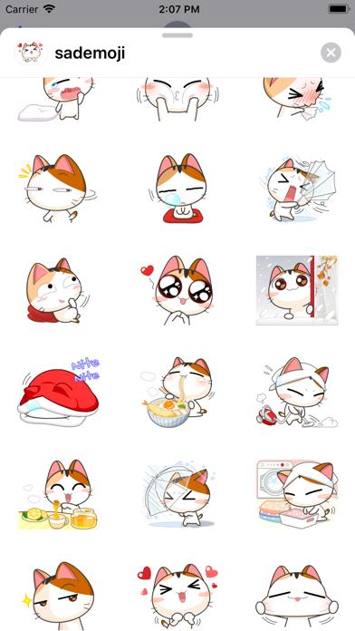 Lucy - the super cute cat screenshot 2