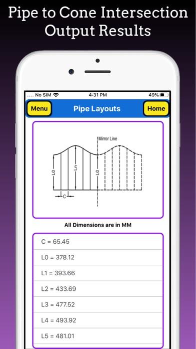 Branch Pipe Layouts Pro screenshot 10