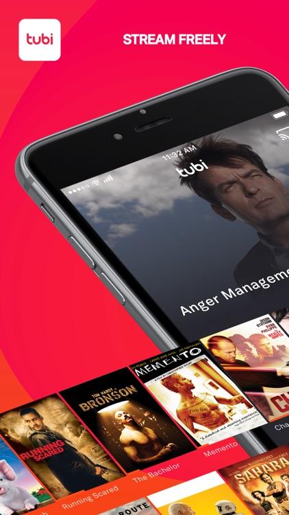 Tubi - Watch Movies & TV Shows screenshot-0