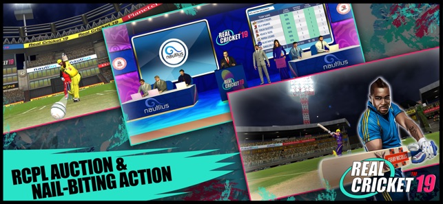 Real Cricket™ 19 on the App Store