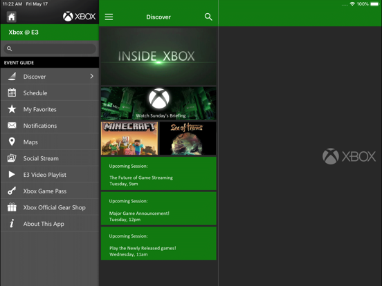 Xbox Events screenshot 6