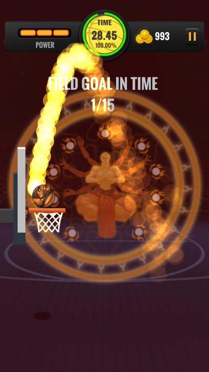 Hoop Hit - BasketBall Shot Hot screenshot-3