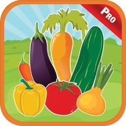Learn Vegetable Alphabet Kids