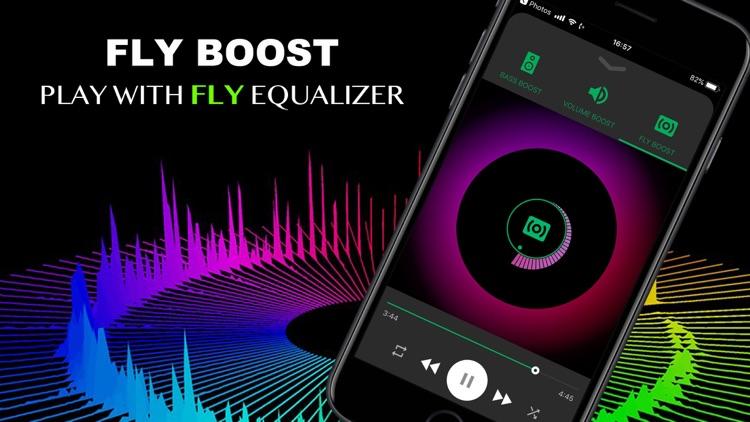 Bass & Volume Booster Boom EQ