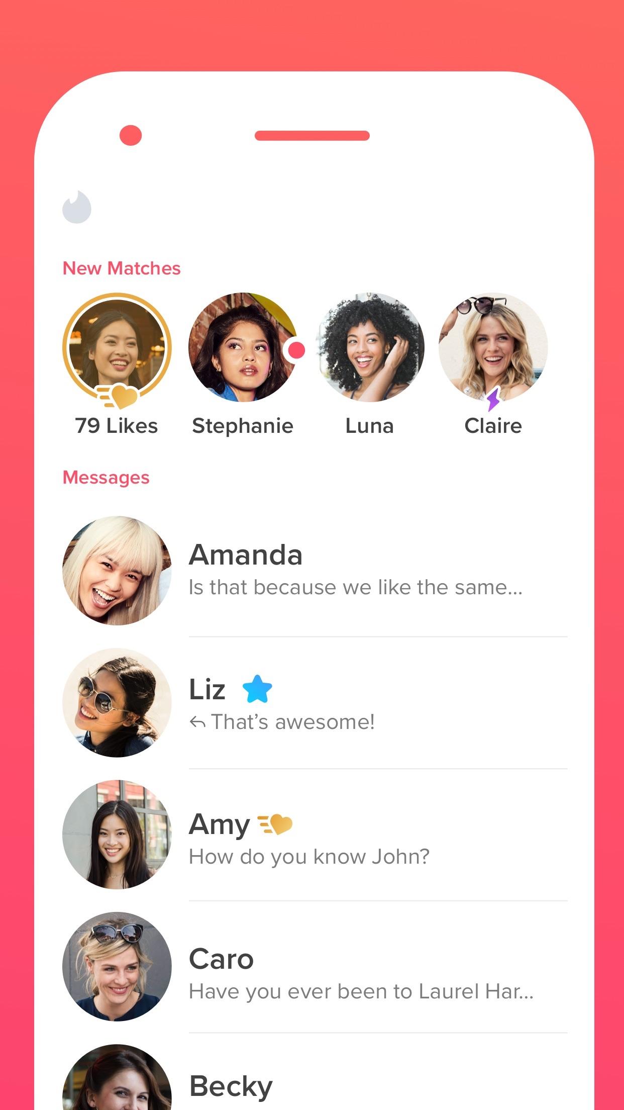 Tinder Screenshot