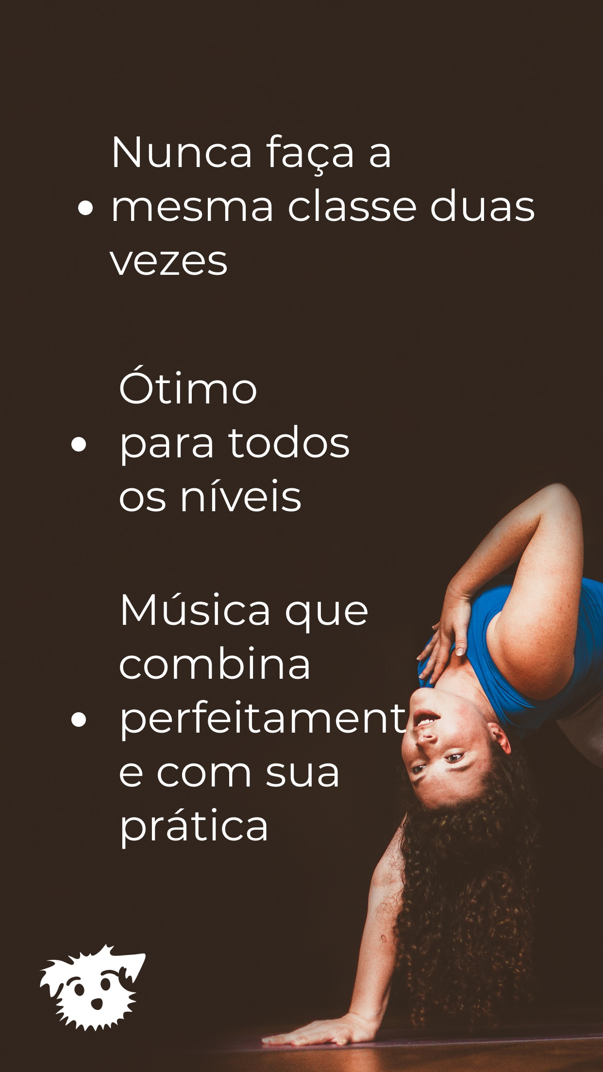 Screenshot do app Yoga | Down Dog