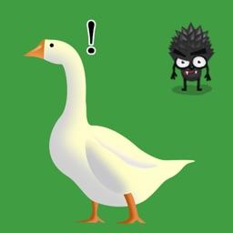Catch Delicate Goose!