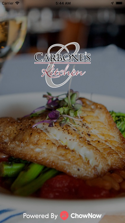 Carbone's Kitchen by ChowNow