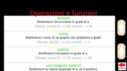Screenshot of Risolutore di problemi: i Moti4