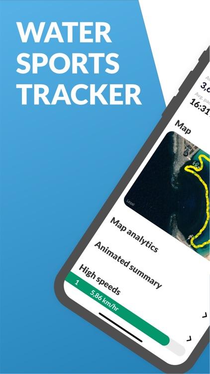 Watersports Tracker screenshot-0