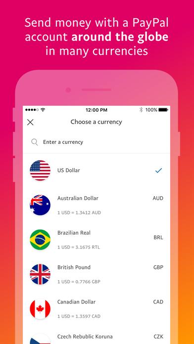 PayPal: Mobile Cash Screenshot