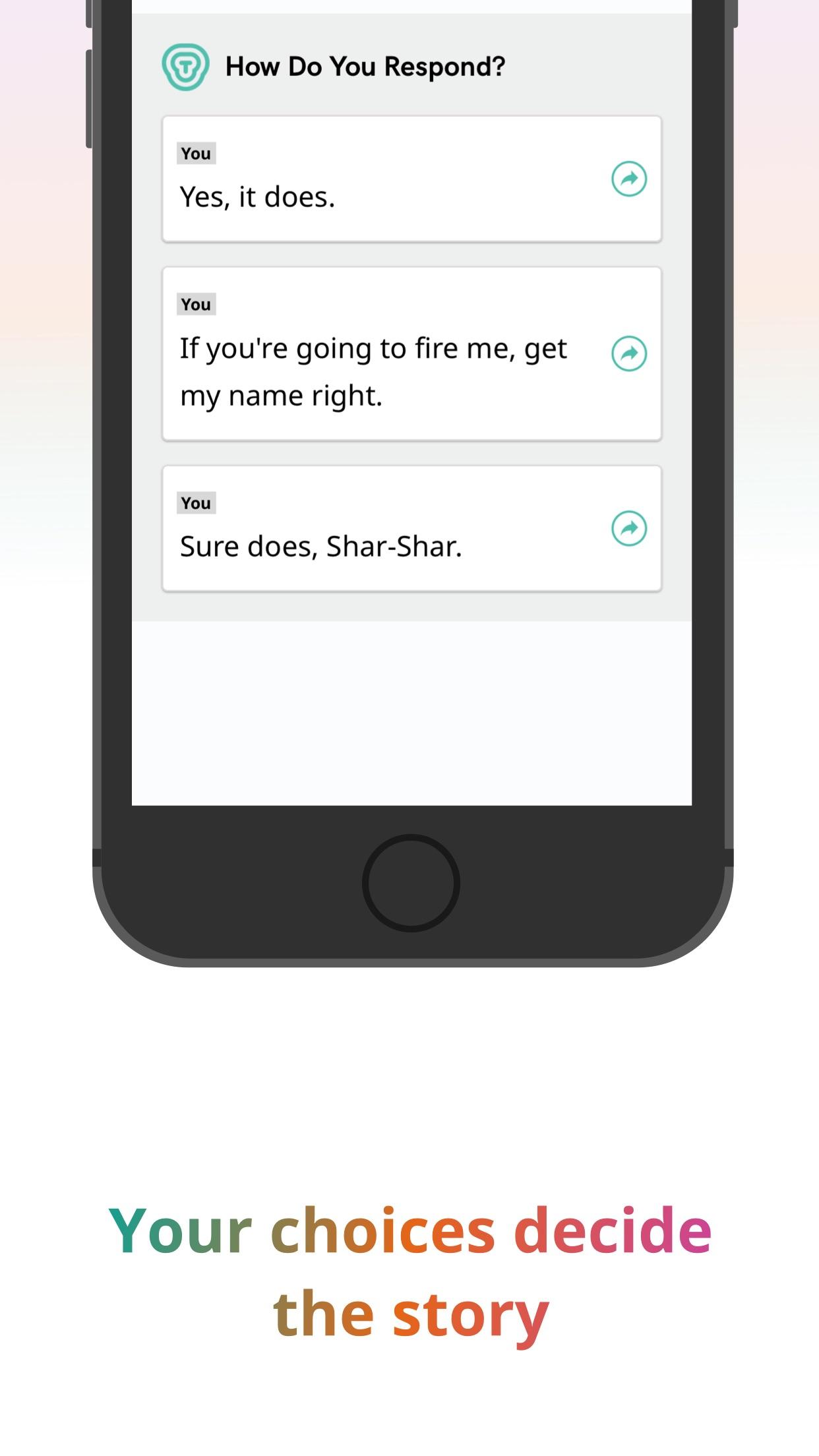 Tap by Wattpad Screenshot