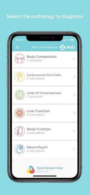 Total Patient Care Application on the App Store