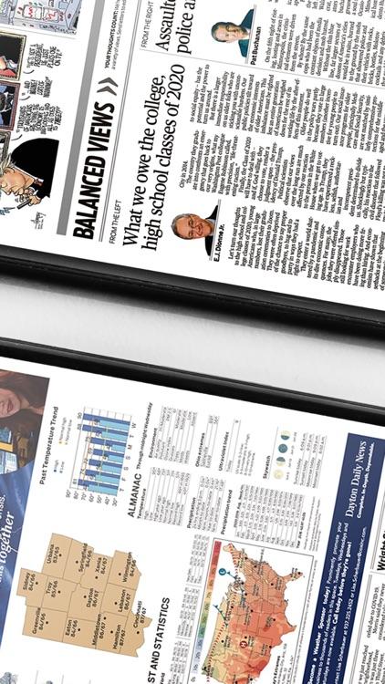 The Dayton Daily News ePaper screenshot-3