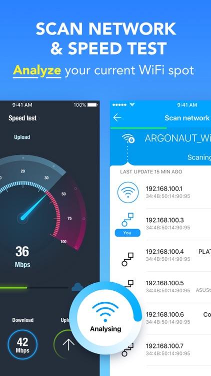 WiFi Map Pro: WiFi, VPN Access screenshot-4