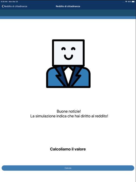 Reddito di Cittadinanza screenshot #4