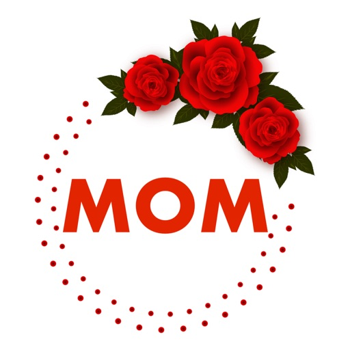 Happy Mother's Day - Stickers!