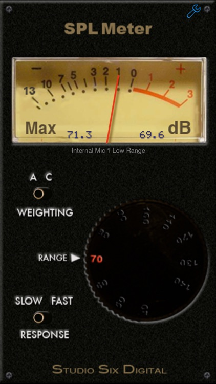 SPL Meter screenshot-0