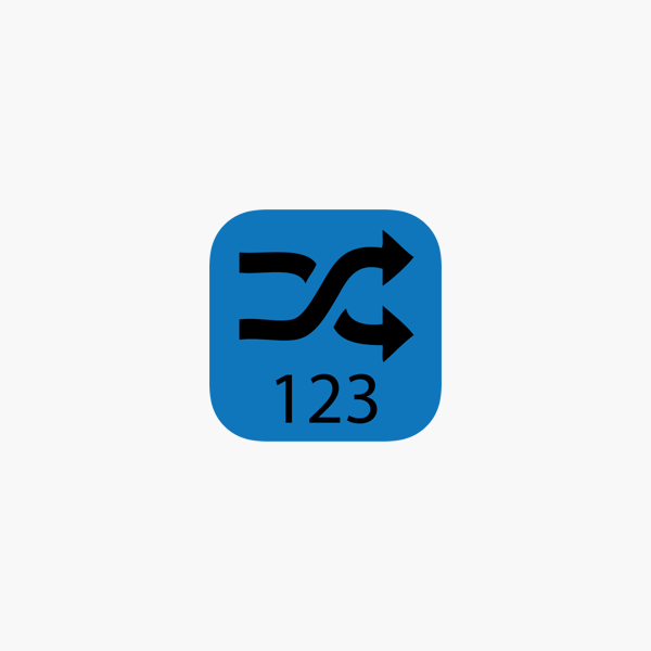 The Random Number Generator on the App Store