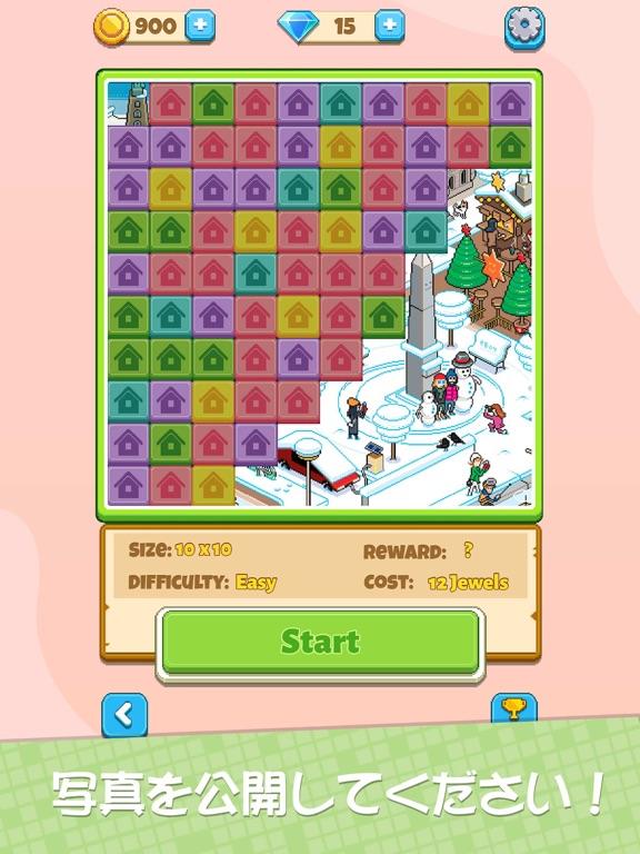 Pixel Cross™-ピクロス謎解きゲームのおすすめ画像7
